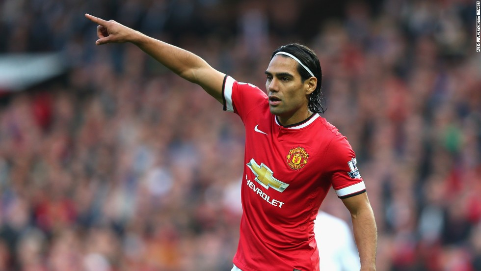 Chelsea confirm the signing of Colombian striker Radamel Falcao on a season-long loan from French club Monaco. The former Atletico Madrid forward managed just four goals in 29 appearances for Manchester United last season.