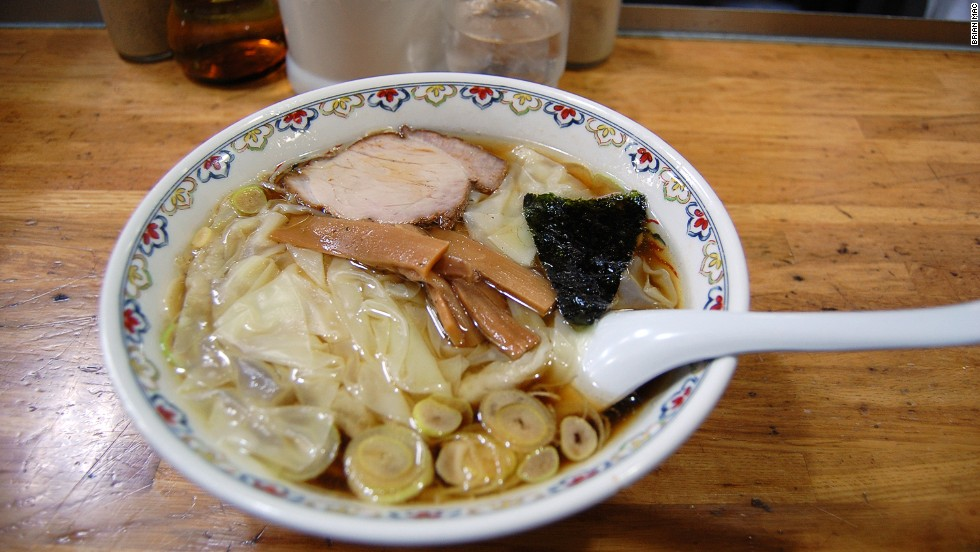 Tokyo's Ogikubo style ramen was created by Harukiya, a shop that still has queues down the block on weekends.