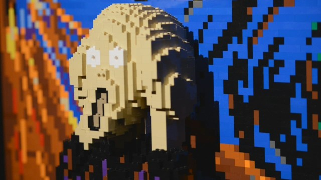 You won't believe this is made of Lego