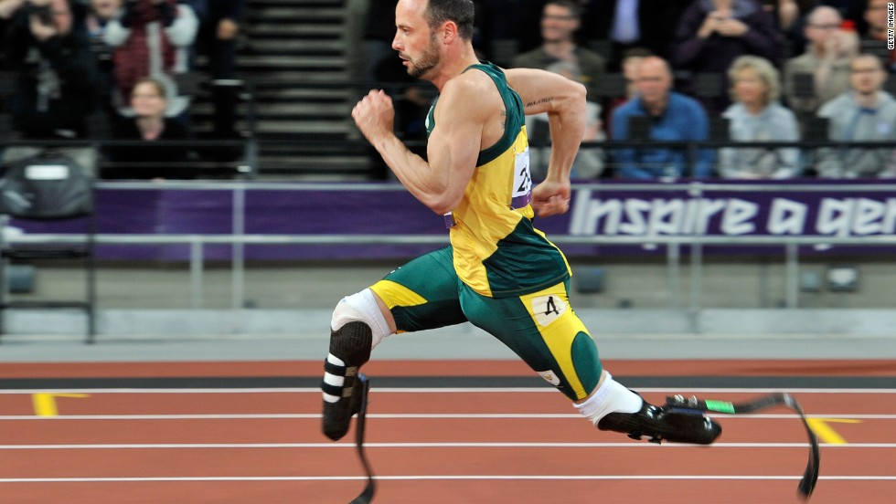 The kit used by 'Blade Runner' Oscar Pistorius is already outdated.