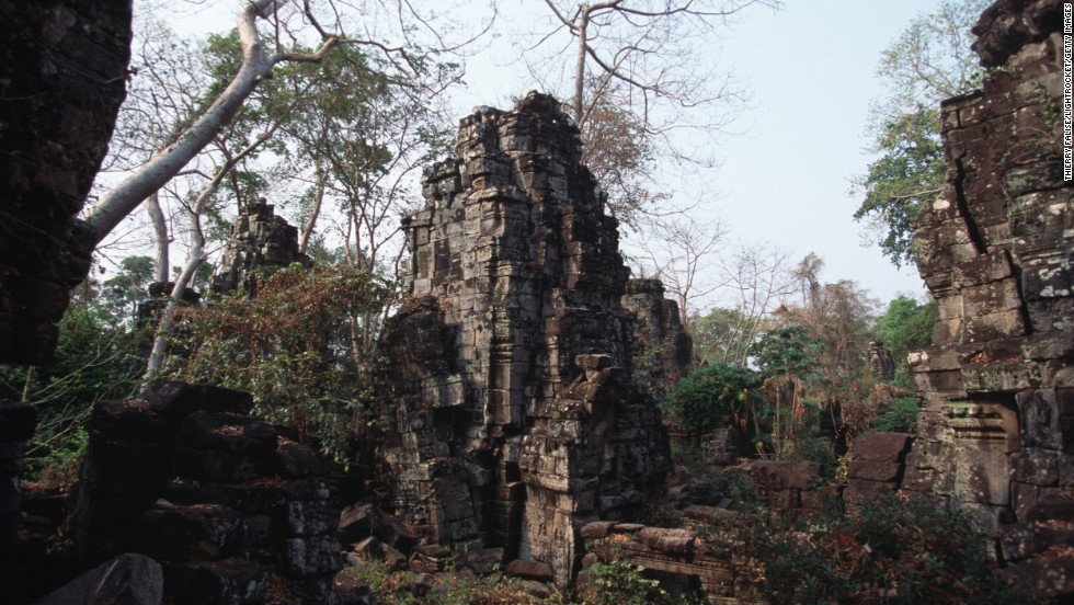 "The Cambodian temple complex of <a href=""http://globalheritagefund.org/banteay_chhmar_cambodia"" target=""_blank"">Banteay Chhmar</a> was commissioned by a 12th-century king and is well known for bas reliefs documenting the period's history."