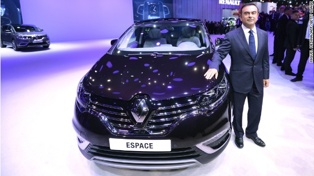 Renault bullish about new crossover