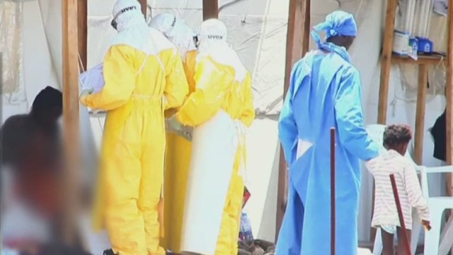 Big business urged to help fight Ebola