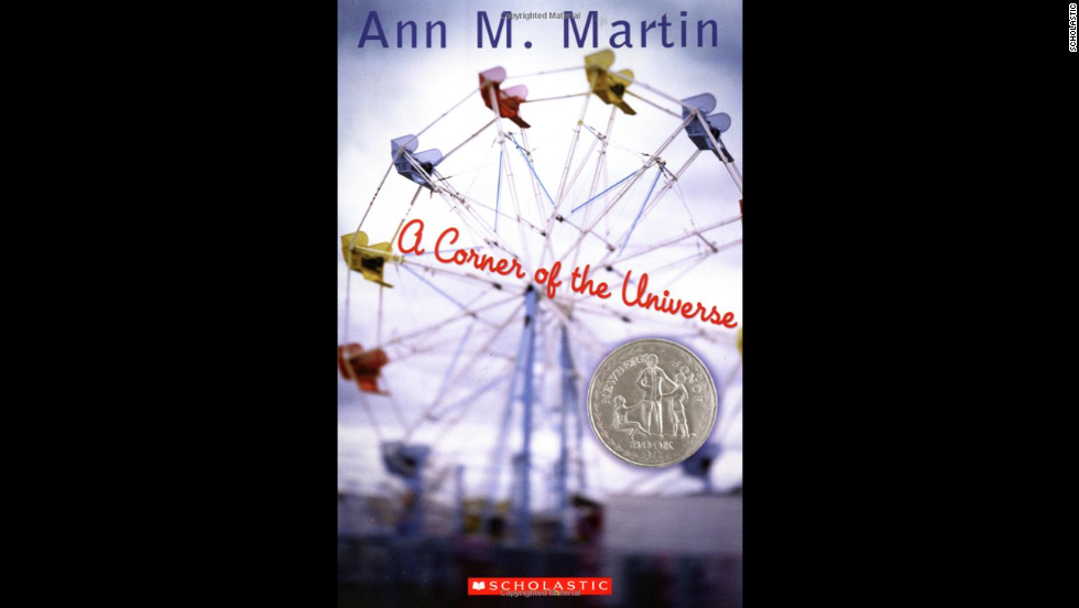 "Martin's Newbery Honor book, ""A Corner of the Universe,"" tells the story of 12-year-old Hattie, who connects with her Uncle Adam after he returns from being institutionalized for a condition involving schizophrenia and autism."