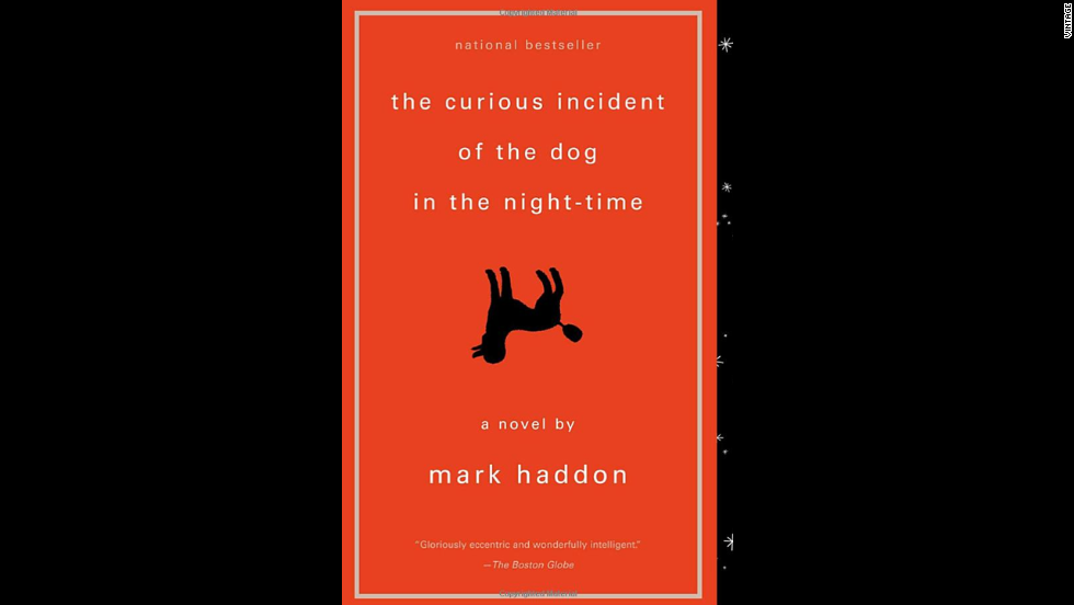 """The Curious Incident of the Dog in the Night-Time"" is narrated by autistic 15-year-old Christopher Boone, who is mathematically gifted and literal-minded, as he investigates the murder of his neighbor's poodle. The book received the 2004 Dolly Gray Award."
