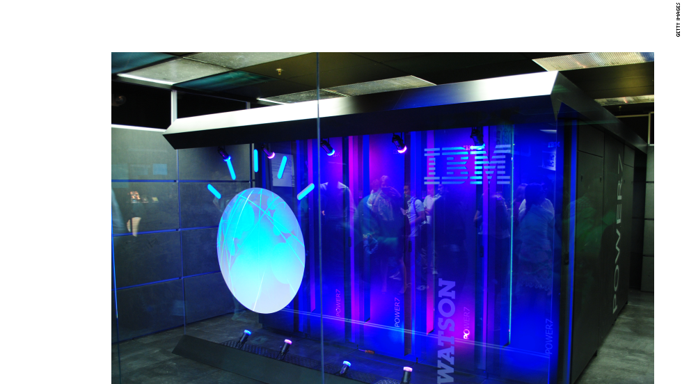 IBM's Watson supercomputer has office assistant capability.