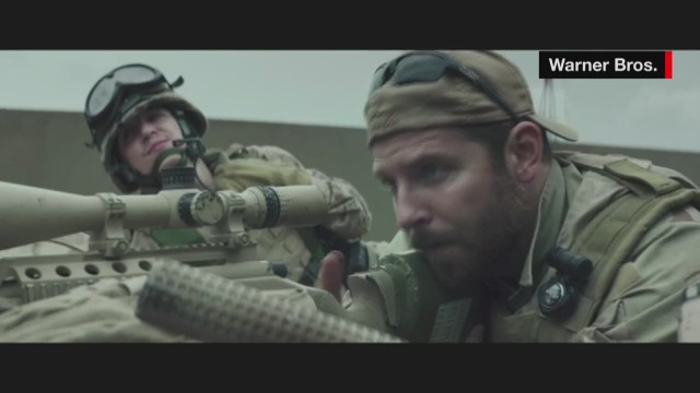 Bradley Cooper talks 'American Sniper' and veterans
