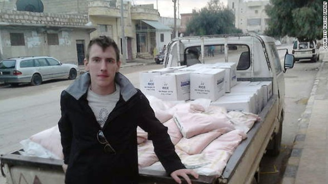 Kassig: 'Able to share a bit of hope'