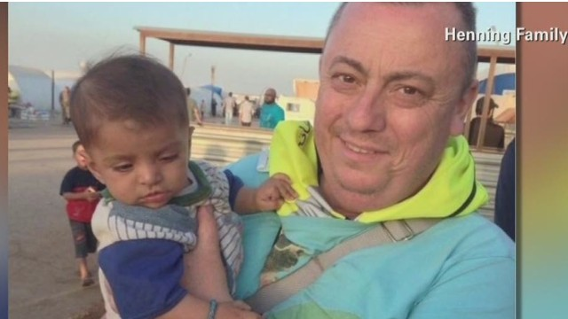Alan Henning killed by ISIS