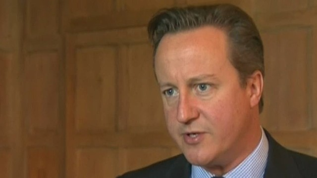 UK PM: ISIS is ruthless and barbaric