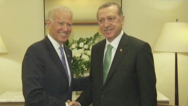Biden apologizes to Turkey, UAE