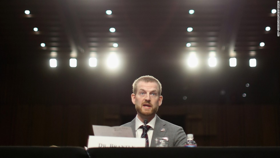 "<a href=""http://www.cnn.com/2014/08/21/health/ebola-patient-release/"">Dr. Kent Brantly</a> contracted Ebola while working as the medical director for Samaritan's Purse Ebola Care Center in Monrovia, Liberia. He was the first person to be treated with the experimental drug ZMapp and was the first patient to be brought home to the United States."
