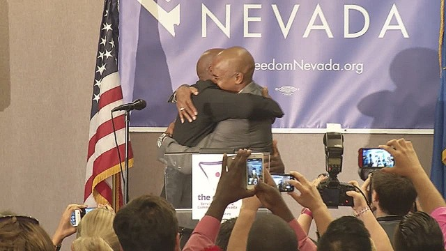 Nevada senator's joyous proposal