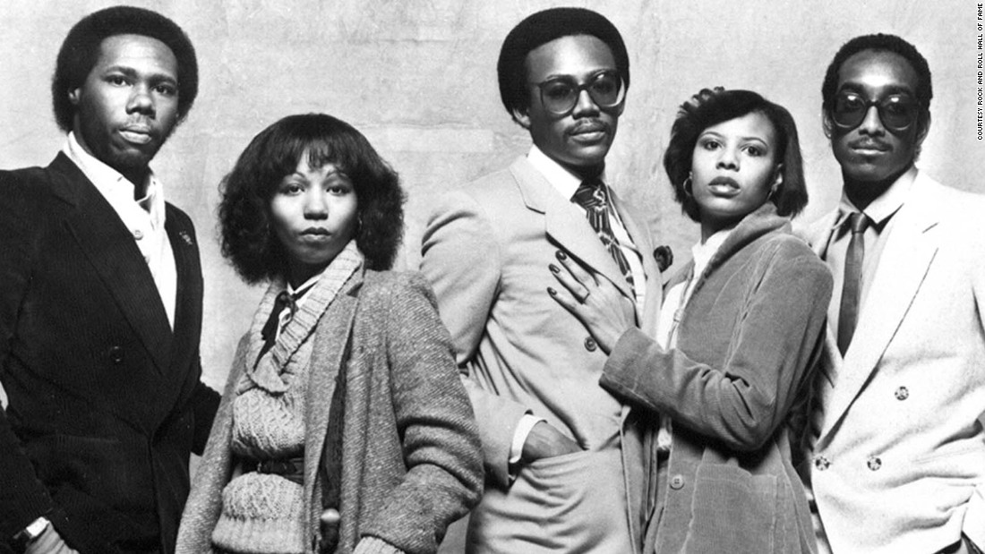 "Chic has made the list of nominees 10 times. The band was heralded for having ""<a href=""https://rockhall.com/inductees/nominees/2016-chic/#sthash.ZVCFLvYq.dpuf"" target=""_blank"">rescued disco in 1977 with a combination of groove, soul and distinctly New York City studio smarts</a>."" Performers from multiple genres have sampled Chic's sound."