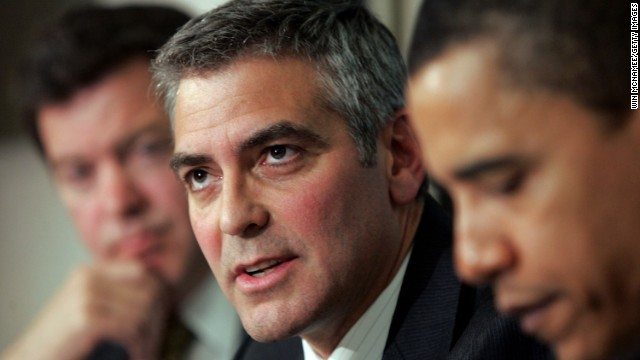 George Clooney: Get this movie out there