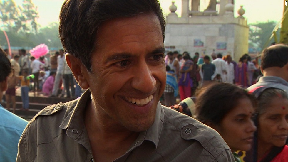 Dr. Sanjay Gupta takes his family on an eye-opening trip halfway around the world to his mother's tiny village in Pakistan and his father's hometown in India.