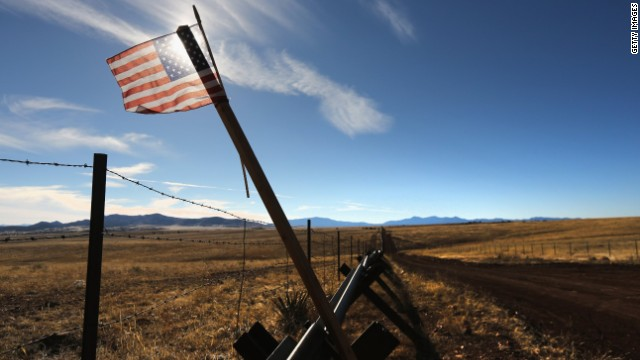 Several Republicans say the United States' southern border is vulnerable to Ebola and terrorists.