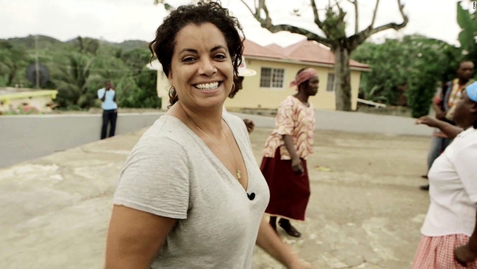 CNN's Michaela Pereira has two family trees. The one she knows well belongs to her adoptive, Canadian parents. The other, less understood one is rooted in the place in which many of her ancestors lived, St. James Parish in Jamaica.