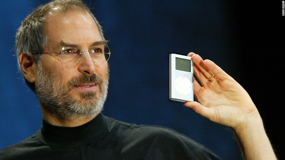 Tech giant founded by the late Steve Jobs acknowledge their iPod design was influenced by the work of British inventor Kane Kramer.