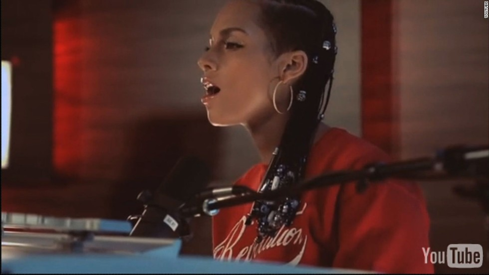 Alicia Keys' 'We Are Here' movement