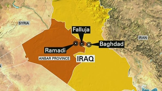 ISIS threatens area near Baghdad