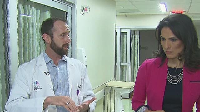Are U.S. hospitals ready for Ebola?