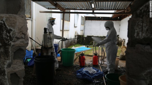 UN: Ebola could be ebbed by year's end