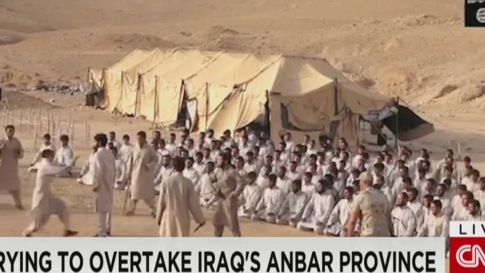 ISIS trying to overtake Anbar province