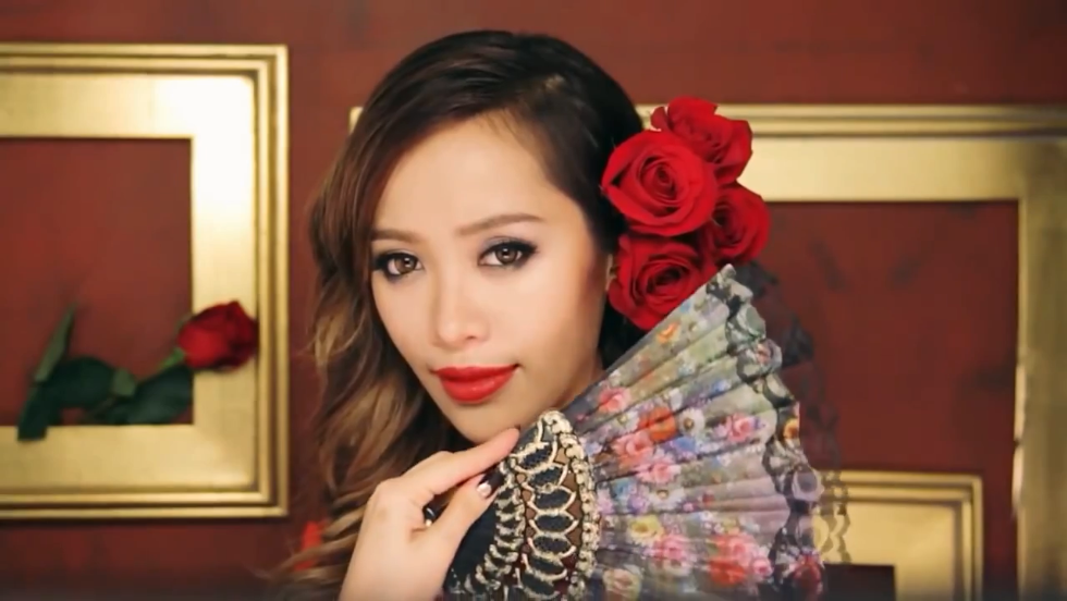 "American entrepreneur Michelle Phan is a make-up expert who started out as a humble vlogger on YouTube and now has more than 7 million subscribers: ""I started a personal blog with photos and my readers wanted to learn how I did my makeup. I posted a few pictures, but then realized that the beauty of makeup is best seen in motion. My school laptop had a built-in webcam, so I planned my first tutorial and downloaded a free editing tool. I'm not going to lie, my first video was AWKWARD -- editing myself was so embarrassing! But I got over it and posted it to YouTube and didn't look back. To my shock, the next day it had over 10,000 views and surpassed 40,000 by the end of the week! The comments kept pouring in, and that's how it all began."""