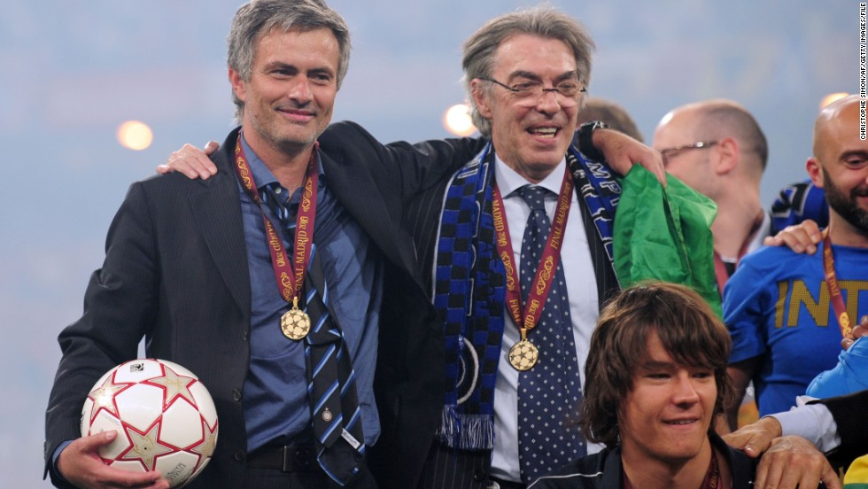 Former president Massimo Moratti stayed on as a member of the board after Thohir's arrival.