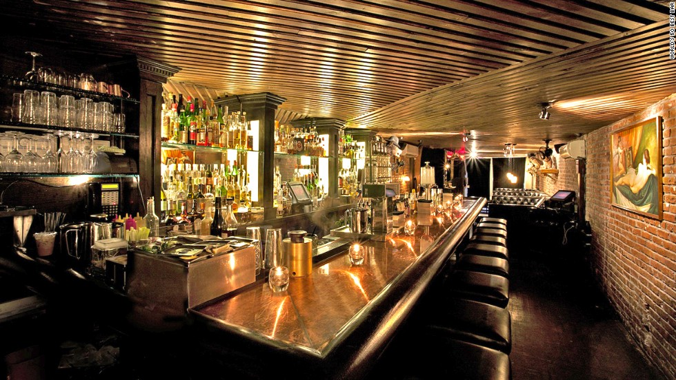 New Yorkers usually cite PDT, which opened in 2007, as one of the earliest and finest examples of the modern speakeasy.