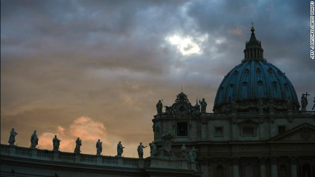 Vatican: Church should welcome gays