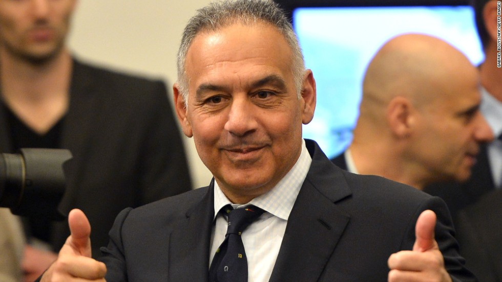 Roma's American president James Pallotta is also open to the idea of Serie A games being played abroad.