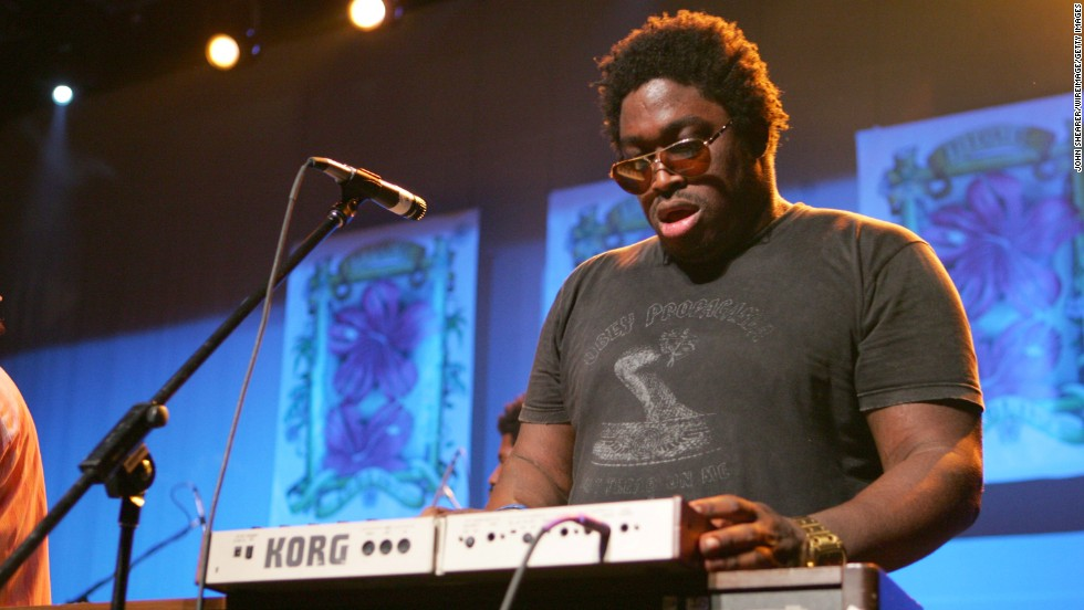 "<a href=""http://www.cnn.com/2014/10/14/showbiz/isaiah-ikey-owens-death-mars-volta-jack-white/index.html"" target=""_blank"">Isaiah ""Ikey"" Owens</a>, the keyboardist in Jack White's backing band, died October 14. The musician also played with bands such as Mars Volta and Free Moral Agents. He was 38."