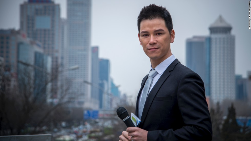 My name's Kai Bo, I'm 30, I'm a Hui (Muslim) Chinese. I'm a TV show host. My biggest dream is to have my own show in Beijing and help my parents move here after I settle down.