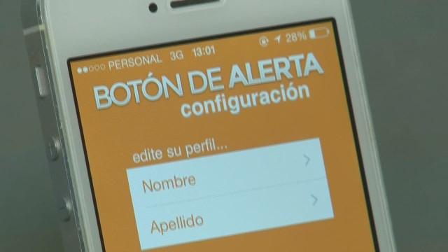 cnnee argentina ivan perez sarmenti apps alarm_00005818.jpg