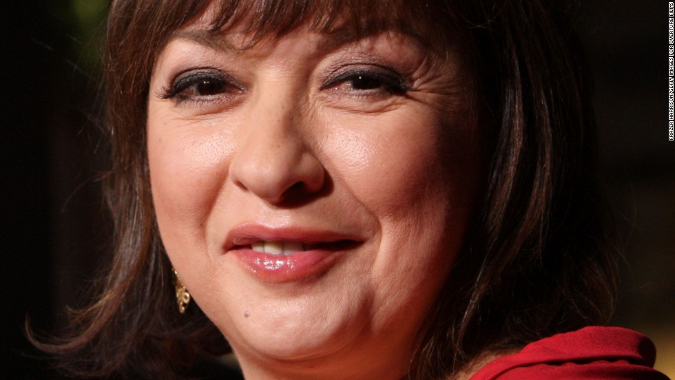 "Actress <a href=""http://www.cnn.com/2014/10/15/showbiz/elizabeth-pena-dies-modern-family/index.html"">Elizabeth Pena</a> died October 14, according to her manager. She was 55."