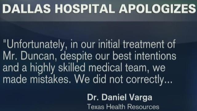 Texas hospital apologizes, is it enough?