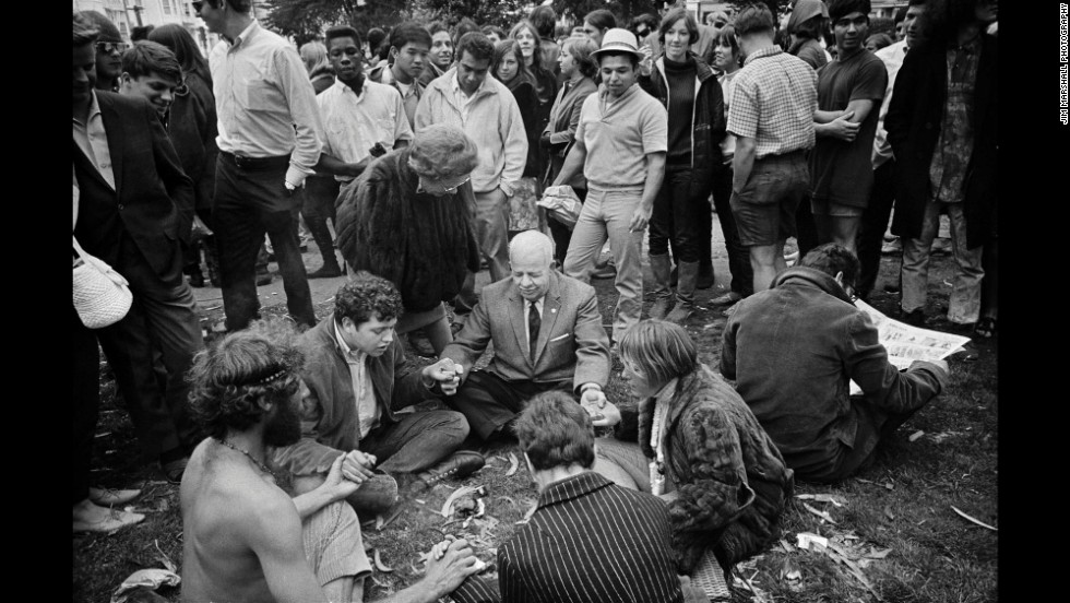 By 1967, Haight-Ashbury had become as much tourist destination as neighborhood. In