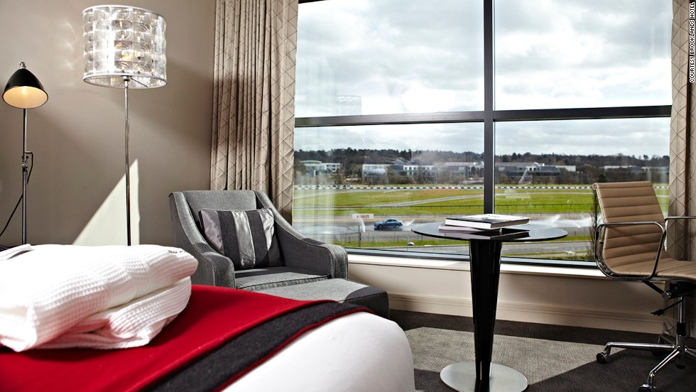 Hotels Near Brooklands Surrey