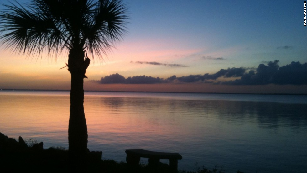 "The Sportman's Lodge is perfectly positioned for taking in multicolored sunsets at East Bay, part of the larger Apalachicola Bay. Click through the gallery to see more photos from ""Old Florida"":"