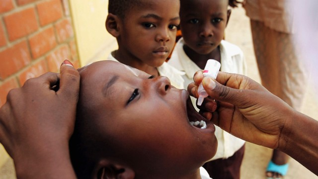 Why is polio so hard to beat?