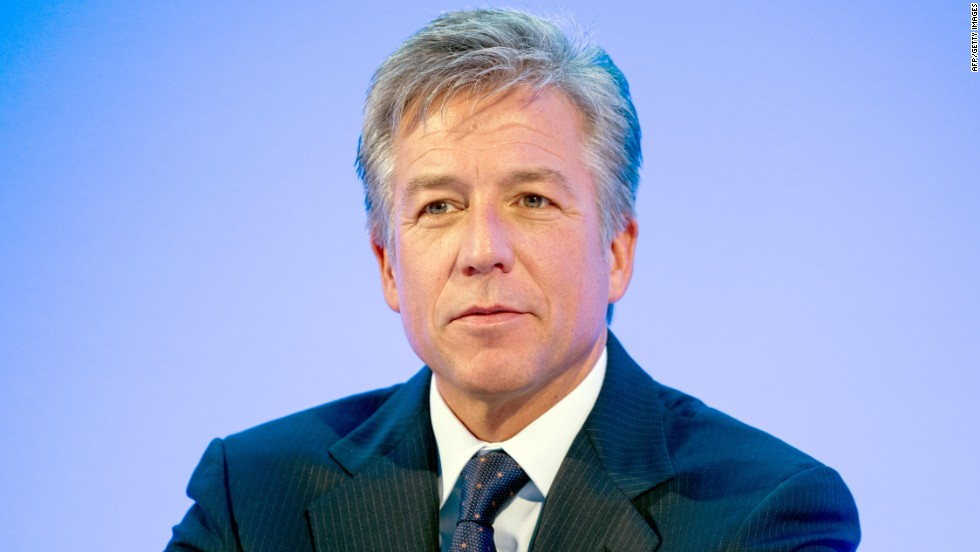 "<strong>Energy: Bill McDermott, SAP</strong><br />""He has an insane ability to whip large or small crowds into an electrifying frenzy,"" says Nina Simosko, leadership blogger and lead for Nike's technology strategy. ""When Bill speaks you feel compelled to listen and instantly get drawn in."""