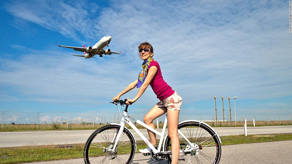 """<strong>Denmark:</strong> """"Holland and Denmark are both just made for cyclists,"""" says MacDonald. Copenhagen is filled with traffic-free bike lanes, even leading all the way to the city's <a href=""""/2014/10/21/travel/worlds-best-airport-bike-paths/index.html"""" target=""""_blank"""">Kastrup Airport</a>."""