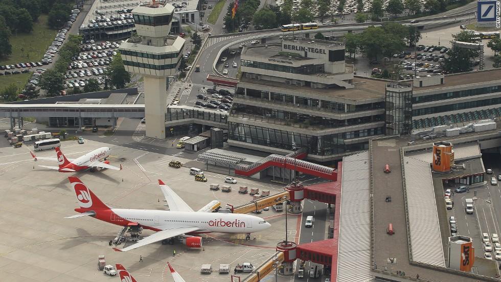 Berlin tegel the airport that refuses to die for Flughafen tegel