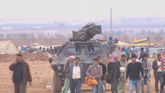 pkg walsh kurds afriad to enter turkey_00002104.jpg