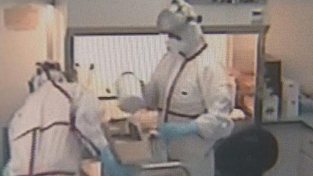 Spanish nurse's aide now Ebola-free