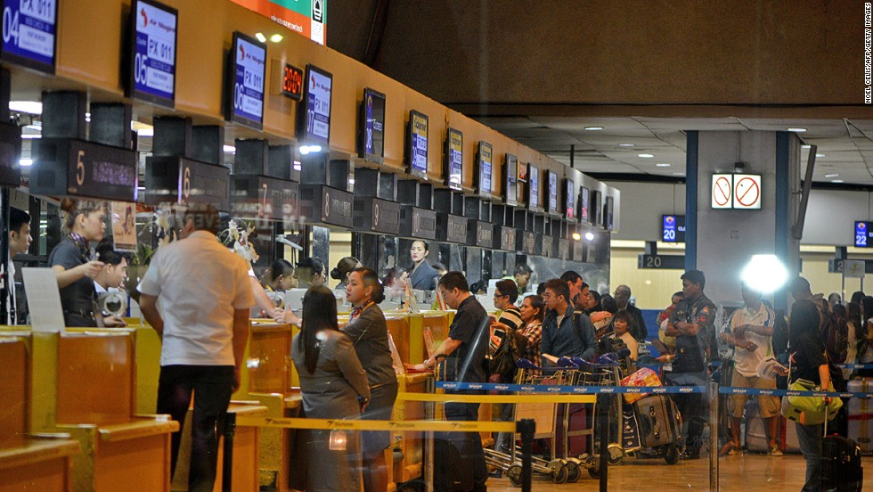 After topping the list three years in a row, Manila's Ninoy Aquino International Airport was voted the world's fourth worst airport in 2014.
