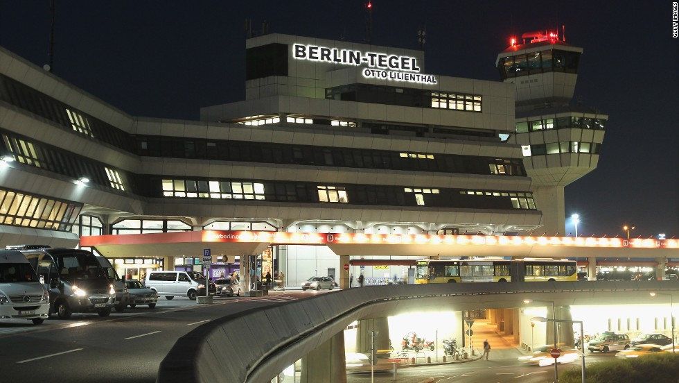 Berlin tegel airport was scheduled to be decommissioned by 2012 two