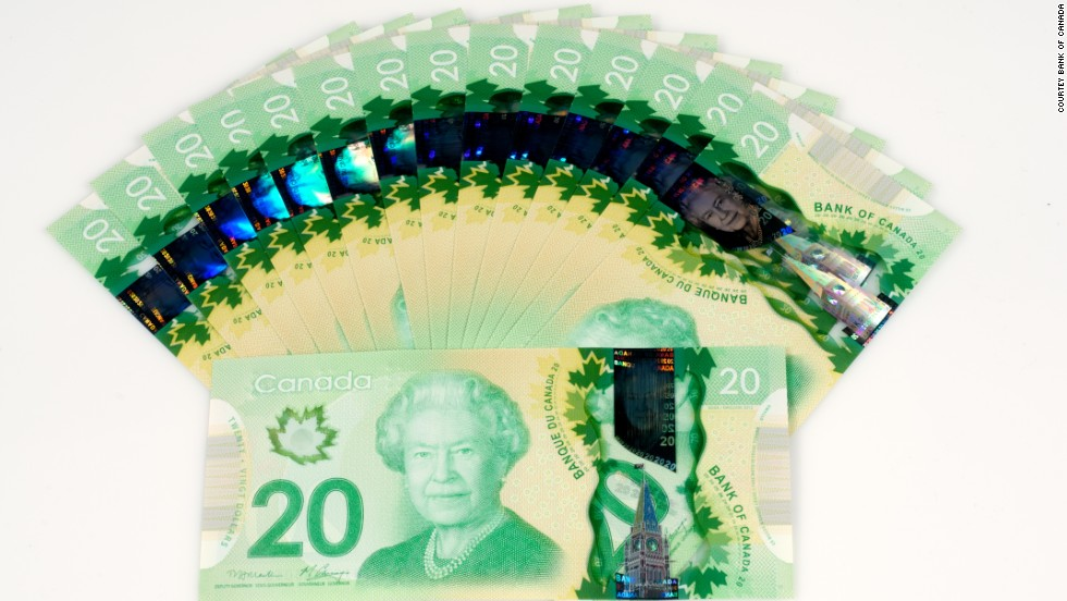 High-tech security efforts are now a common feature of new currencies. When combined with detailed artworks or designs they can make the job of forgers more difficult. Canada's newest bank notes, for example, contain holographic features alongside expert calligraphy, metallic illustrations, and raised text.